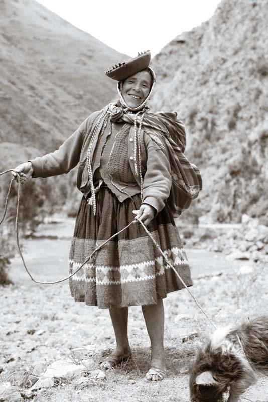 Peru Mountain Life